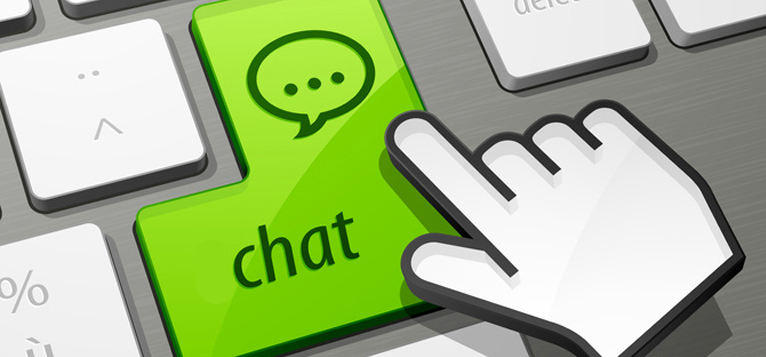 ¿Ya tiene chat su sitio web?
