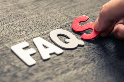 Preguntas frecuentes sobre facturación electrónica